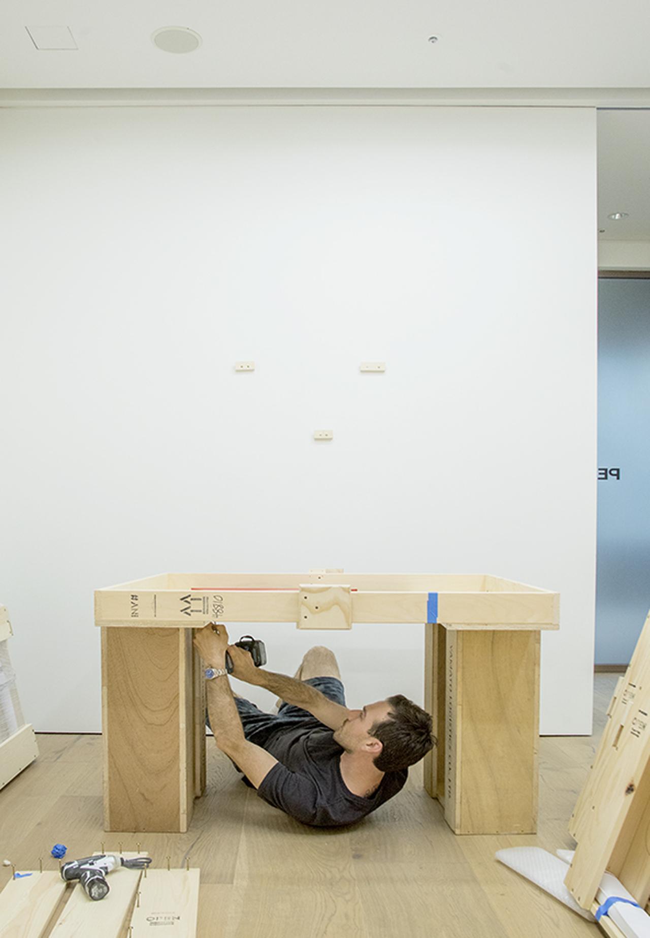 Images : 11番目の画像 - 「色彩とかたちをあやつる ジョシュ・スパーリングの 新しい抽象芸術」のアルバム - T JAPAN:The New York Times Style Magazine 公式サイト