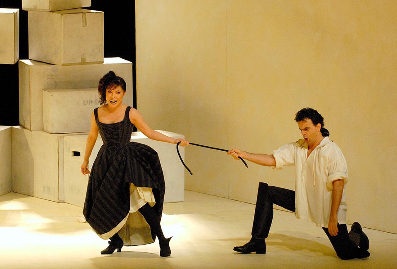 Images : 5番目の画像 - 「世界が注目する日本人オペラ歌手 中村恵理が『トゥーランドット』 リュー役に重ねる思い」のアルバム - T JAPAN:The New York Times Style Magazine 公式サイト