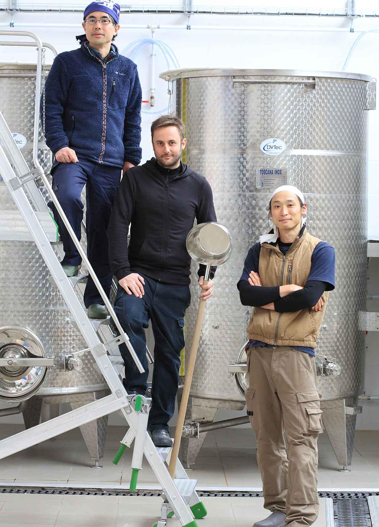 Images : 3番目の画像 - 「フランス生まれの本格日本酒 「昇涙酒造」が日本へ。 グレゴワール・ブッフの挑戦」のアルバム - T JAPAN:The New York Times Style Magazine 公式サイト
