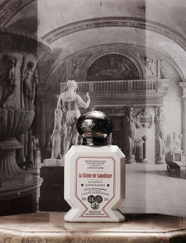 画像: オー・トリプル「Le Victoire de Samothrace サモトラケのニケ」 <75ml>150ユーロ