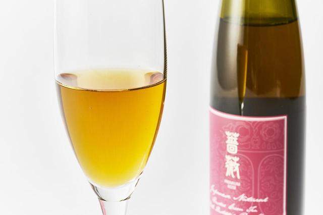 画像: 「薔薇茶」<300ml>¥1,500 京都・宇治で有機栽培された茶葉を使用。渋みがほどよくあり、デザートや肉料理と好相性