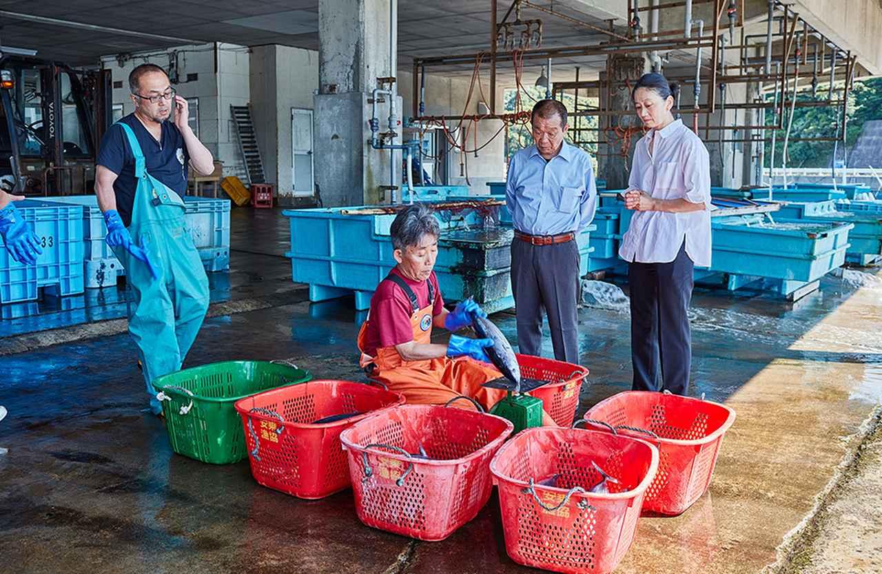Images : 4番目の画像 - 「「志摩観光ホテル」で堪能する 伊勢志摩の恵み Vol.3 持続可能な漁業を目指す 「あのりふぐ」生産者たち」のアルバム - T JAPAN:The New York Times Style Magazine 公式サイト