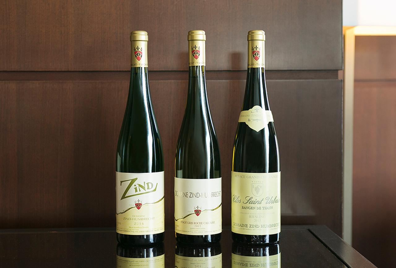 Images : 2番目の画像 - 「アルザスの自然が生み出す ワインの至宝 ドメーヌ・ツィント・フンブレヒト」のアルバム - T JAPAN:The New York Times Style Magazine 公式サイト