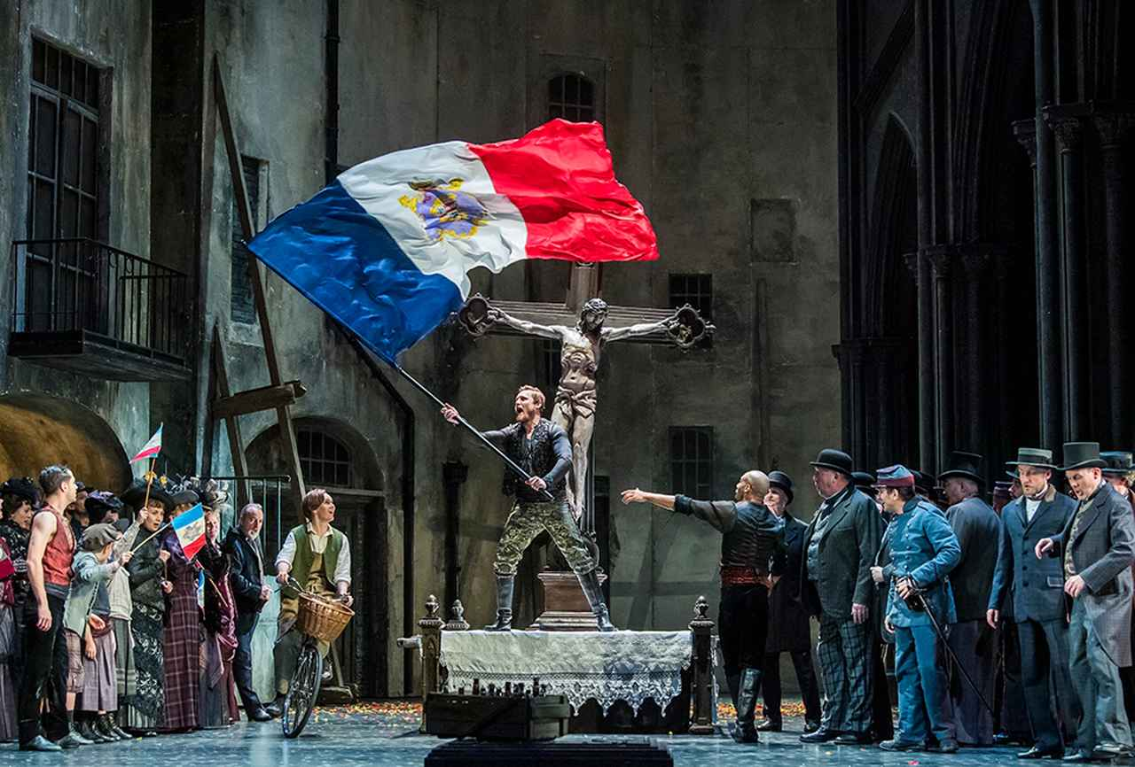 Images : 英国ロイヤル・オペラ・ハウス『ファウスト』