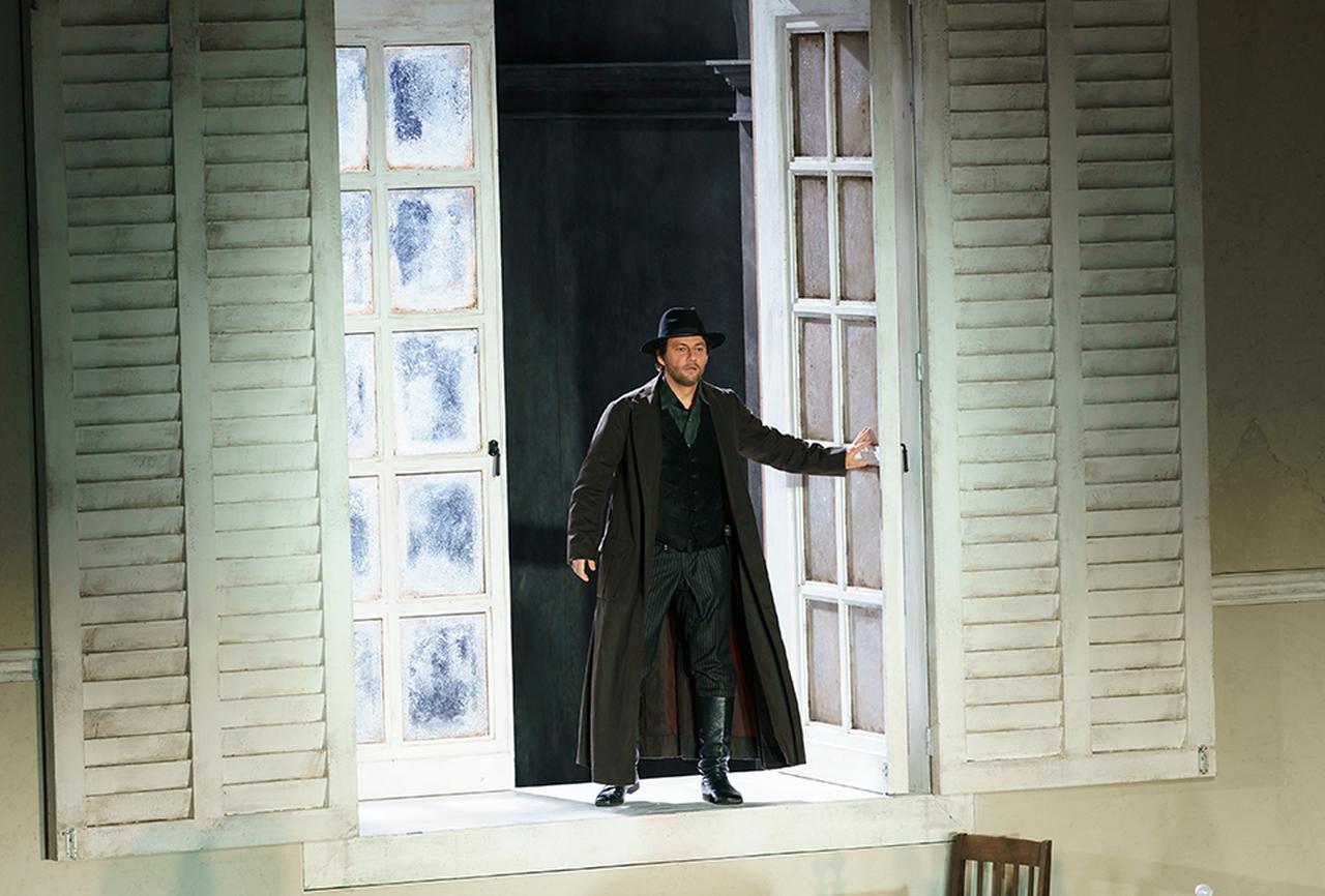 Images : 英国ロイヤル・オペラ・ハウス『運命の力』