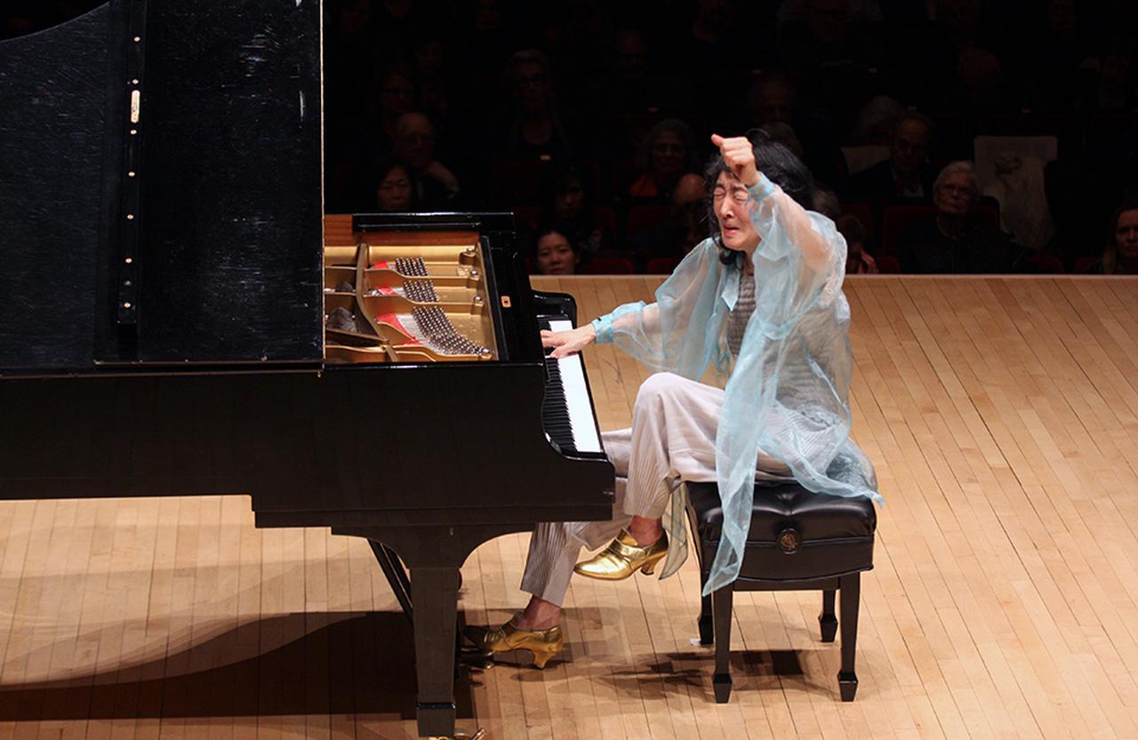 Images : 2番目の画像 - 「ピアニスト内田光子の 尽きることなき シューベルトへの愛」のアルバム - T JAPAN:The New York Times Style Magazine 公式サイト