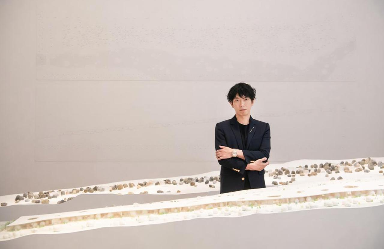 Images : 石上純也(JYUNYA ISHIGAMI)