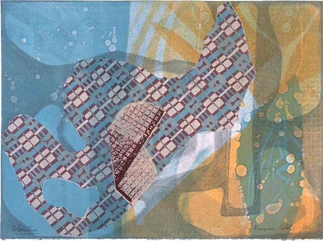 画像: フランソワーズ・ジロー 《Polarities》(2009) COURTESY OF THE ARTIST