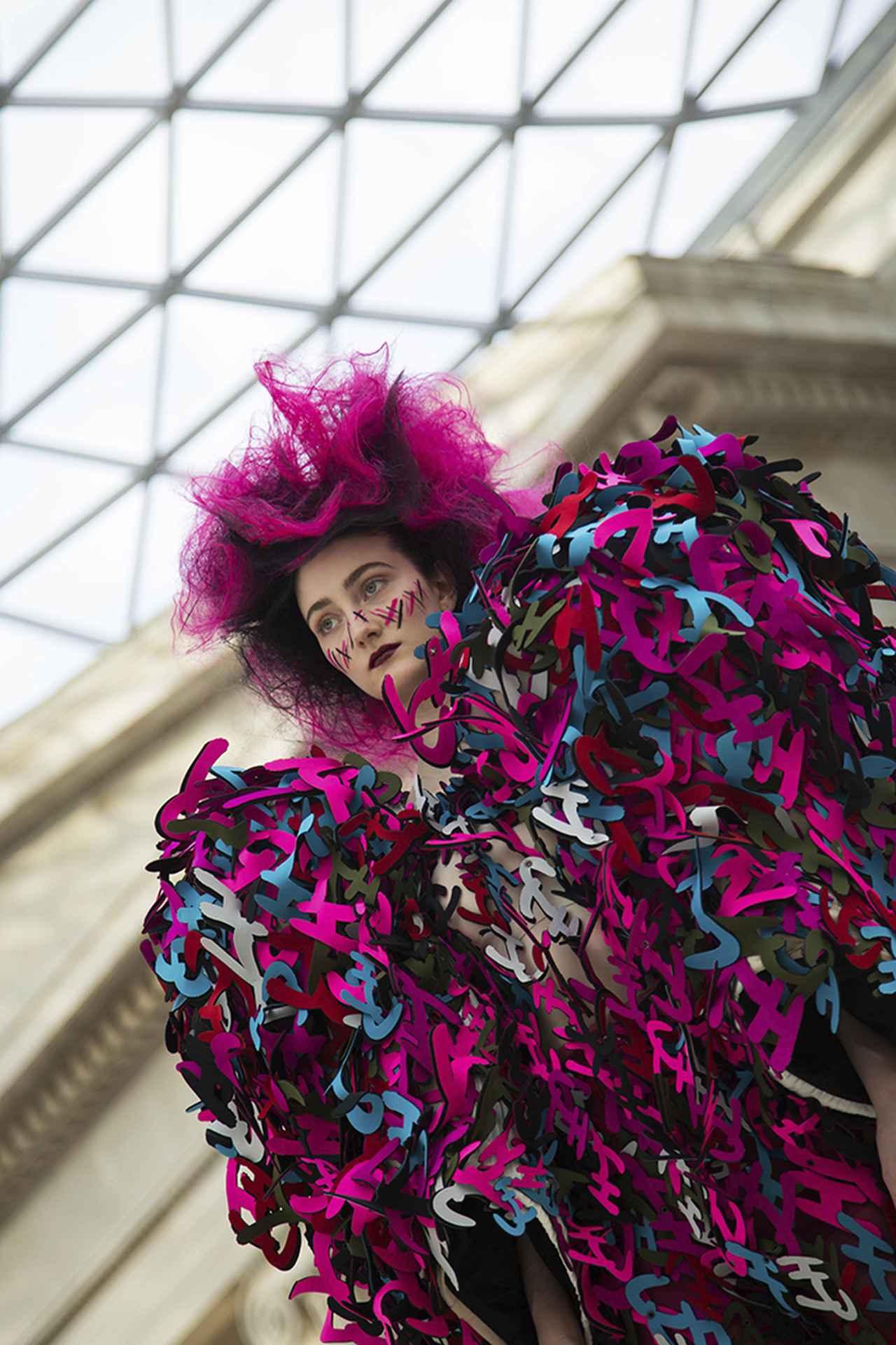 """Images : 5番目の画像 - 「山本寛斎、ロンドンで想う 「私の""""これから""""の仕事」」のアルバム - T JAPAN:The New York Times Style Magazine 公式サイト"""