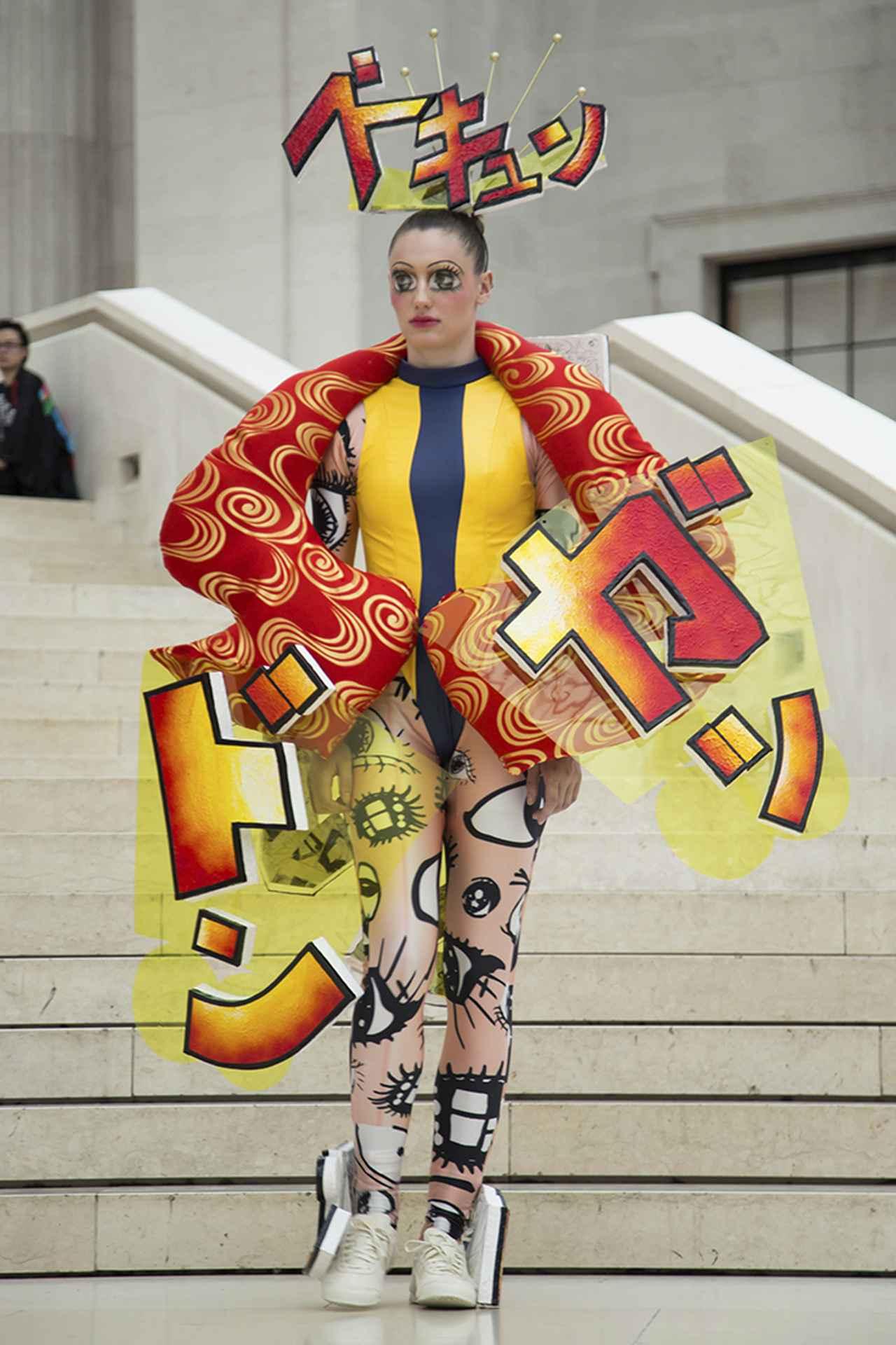 """Images : 9番目の画像 - 「山本寛斎、ロンドンで想う 「私の""""これから""""の仕事」」のアルバム - T JAPAN:The New York Times Style Magazine 公式サイト"""