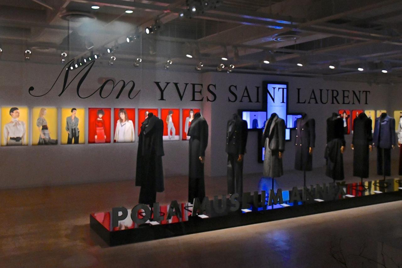 Images : 2番目の画像 - 「TJ News イヴ・サンローランの スタイルを体感する ヴィンテージ展」のアルバム - T JAPAN:The New York Times Style Magazine 公式サイト