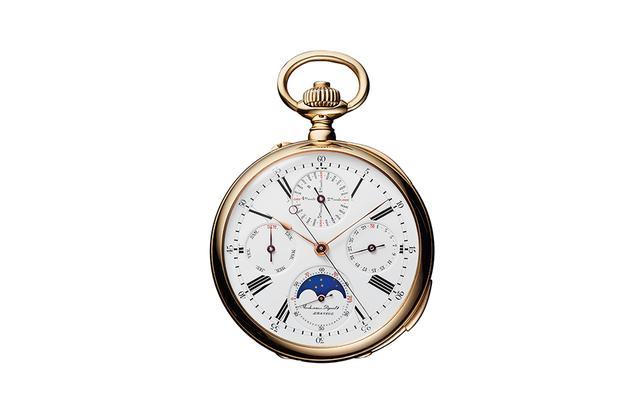 画像: 1875年頃、ジュール=ルイ・オーデマが、時計学校の卒業記念に作った懐中時計。会場ではマニュファクチュール(自社一貫生産)によって、希少価値の高い数々のヘリテージピースを生み出してきたオーデマ ピゲの時計づくりの本質に触れることができる © AUDEMARS PIGUET