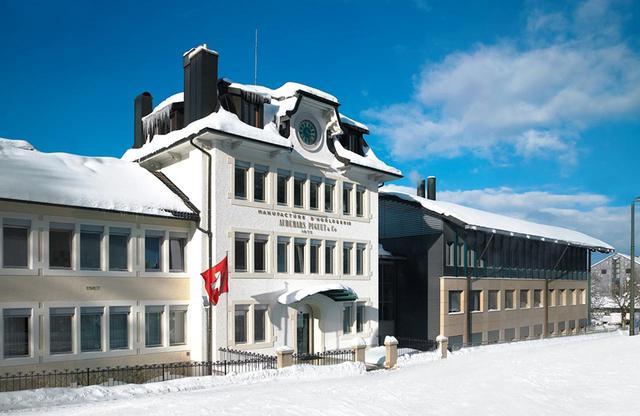 画像: 1907年に建設された、本拠地ル・ブラッシュにある本社