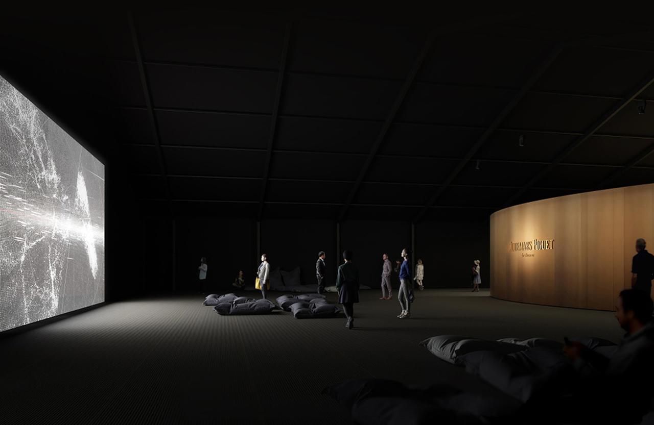 Images : AUDEMARS PIGUET 'The Innovative Exhibition'より