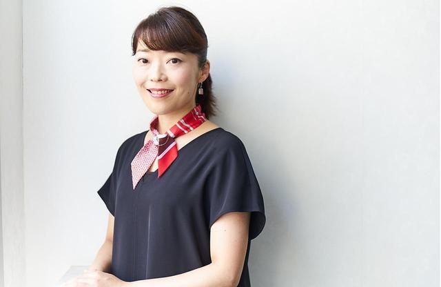 画像: アルビオン 商品開発部 丸島陽子さん 入社以来、一貫して商品開発を手がけ、数々のヒット作を生み出す。新ファンデーション、パウダレストも話題となるなど、今の美容界を牽引する商品開発者のひとり