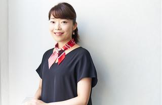 アルビオン 商品開発部 丸島陽子さん