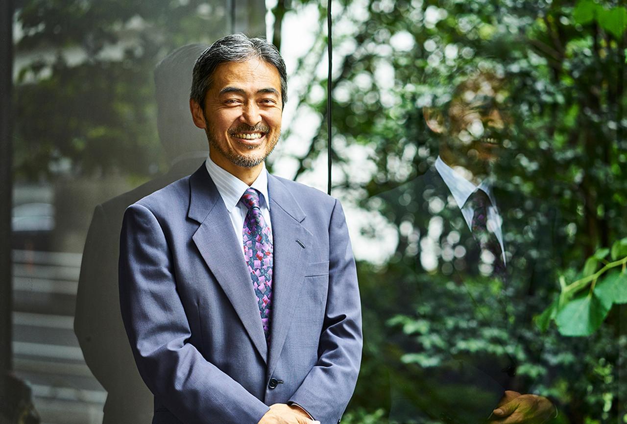 Images : 「シャトー ラグランジュ」副会長・椎名敬一氏