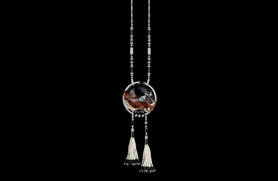 Images : 《ネックレス》カルティエ、2010年 個人蔵