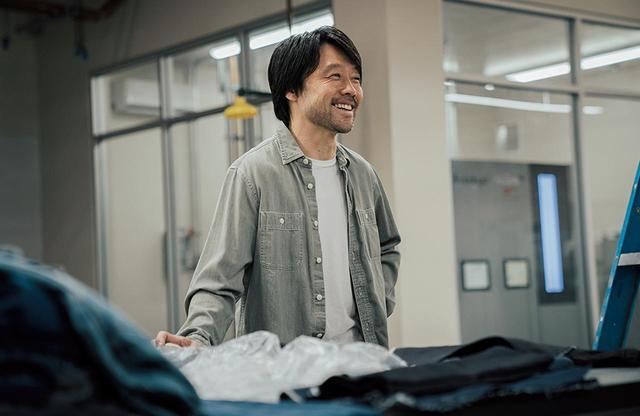 画像: ディレクターの松原正明さん。JICでは彼を筆頭に少数精鋭のスタッフが日々開発に勤しむ