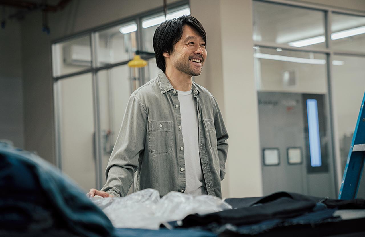 Images : ディレクターの松原正明さん