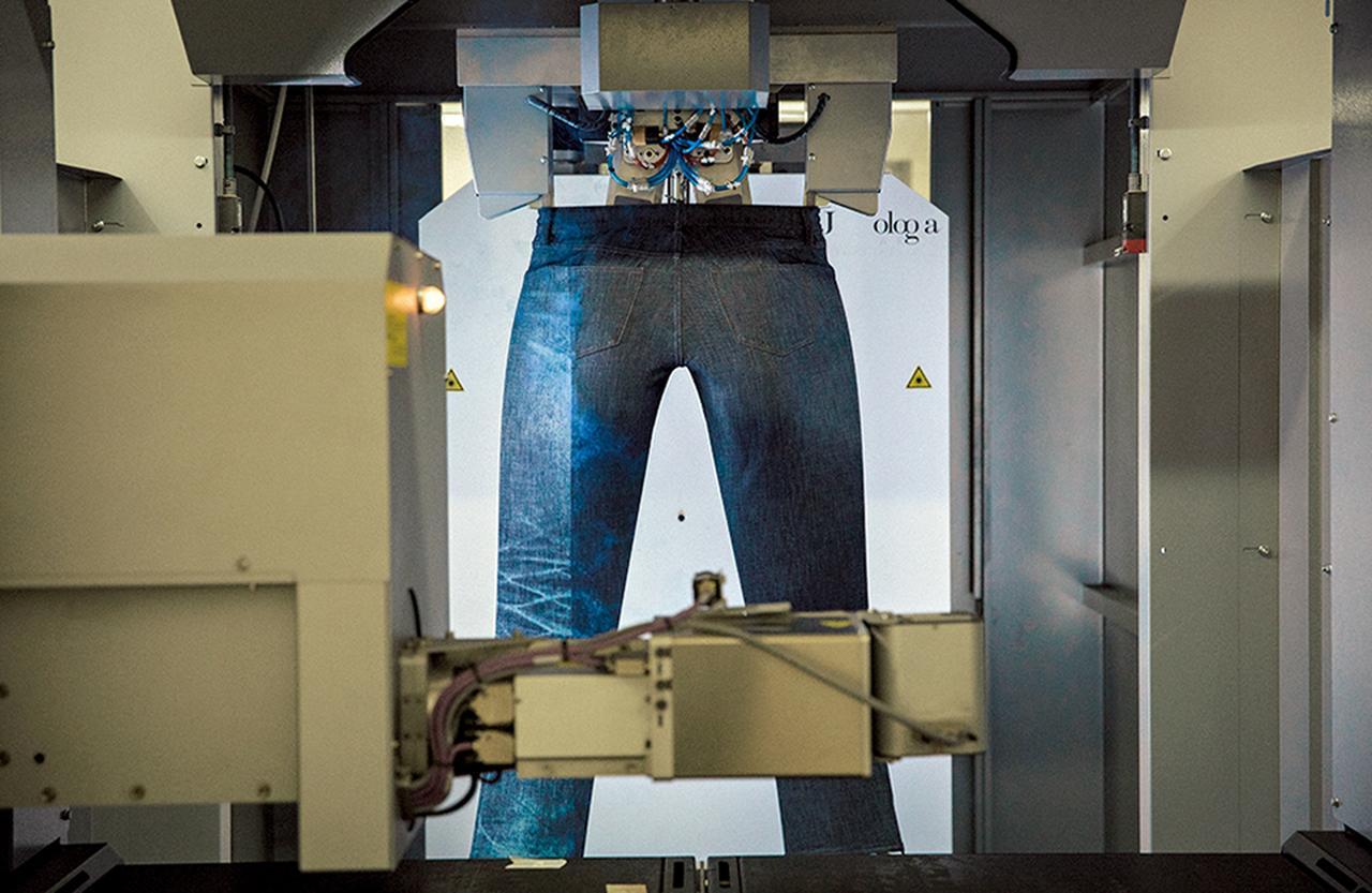 Images : 8番目の画像 - 「ユニクロ 未来のジーンズが生まれるところ」のアルバム - T JAPAN:The New York Times Style Magazine 公式サイト