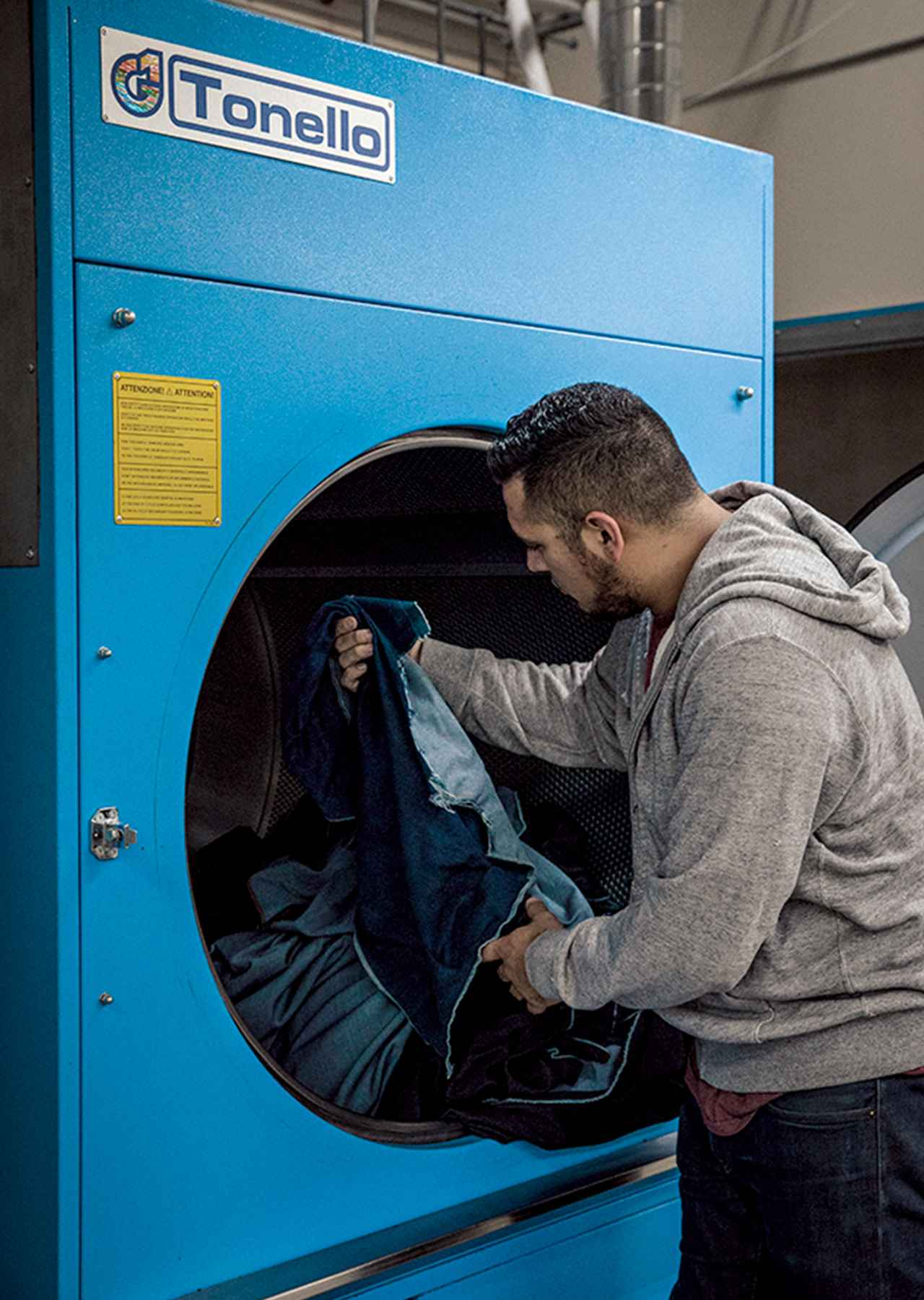 Images : 4番目の画像 - 「ユニクロ 未来のジーンズが生まれるところ」のアルバム - T JAPAN:The New York Times Style Magazine 公式サイト
