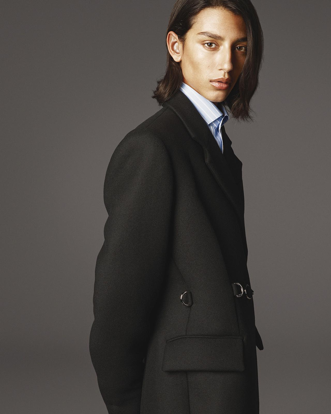 Images : 7番目の画像 - 「「シャツ」が誘う ジェンダーの枠をはずした 自由な精神の輝く新世界」のアルバム - T JAPAN:The New York Times Style Magazine 公式サイト