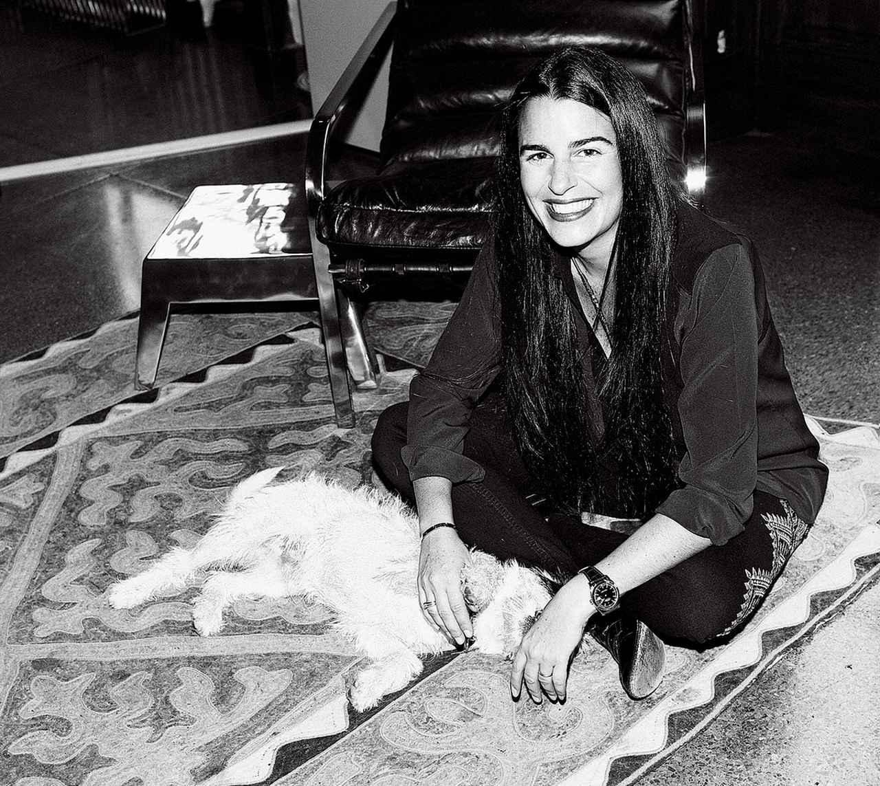 Images : 1番目の画像 - 「ヴェロニカ・エトロの 世界を織りなす さまざまな要素」のアルバム - T JAPAN:The New York Times Style Magazine 公式サイト