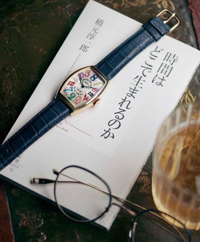 画像: 眼鏡¥36,000/アイヴァンPR(アイヴァン) TEL. 03(6450)5300