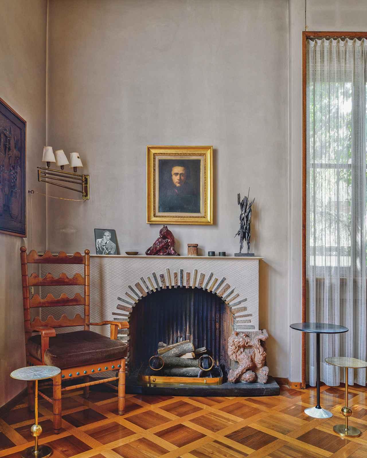 Images : 8番目の画像 - 「ボルサーニ家の邸宅に見る イタリア・モダニズムの軌跡」のアルバム - T JAPAN:The New York Times Style Magazine 公式サイト