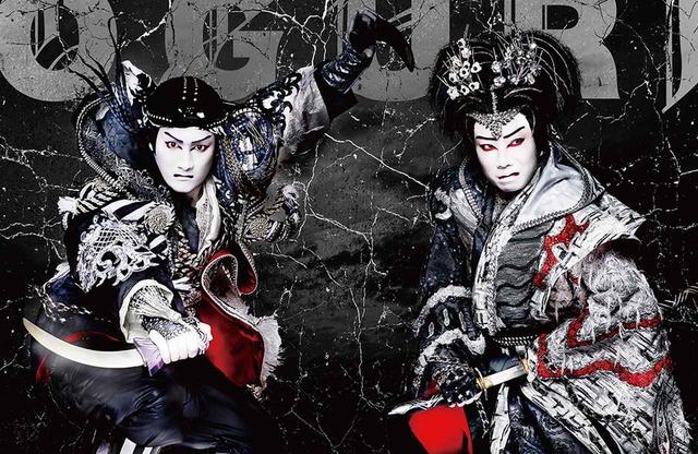 画像: 今回の『新版 オグリ』では、オグリと遊行上人を、市川猿之助(右)、中村隼人がダブルキャストで務めている © SHOCHIKU