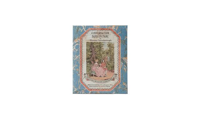 画像: オフィシーヌ・ユニヴェルセル・ビュリー 「庭園での語らい フゥイユ・ドゥ・サヴォン(紙ソープ)」<40枚>¥2,500 ビュリー ジャパン フリーダイヤル:0120-09-1803 COURTESY OF BULY