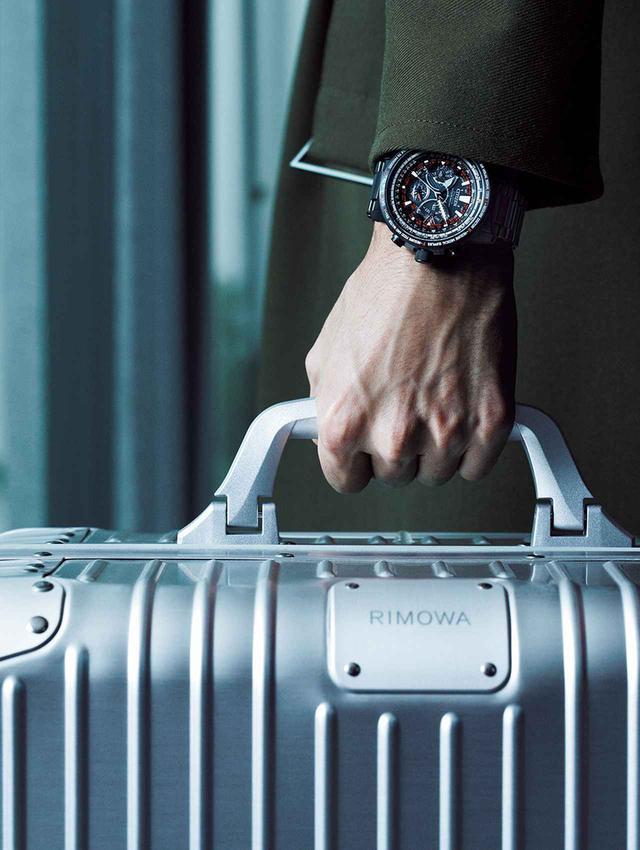 画像8: その腕時計は、 旅の記憶を刻む