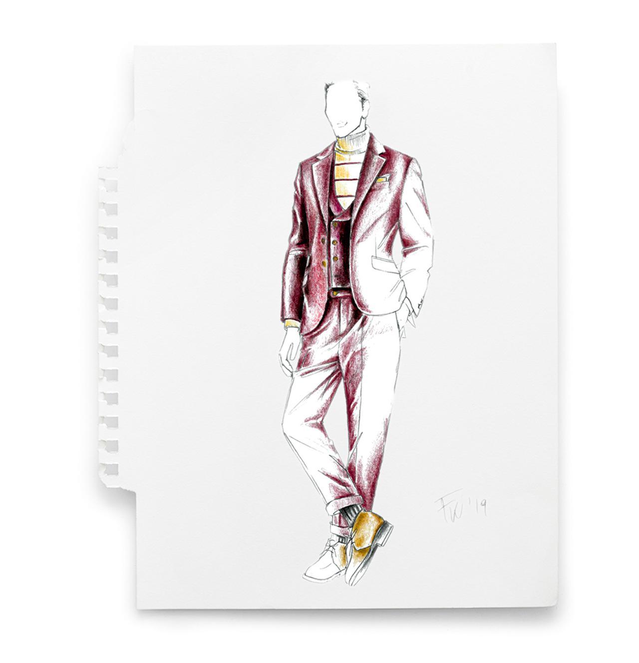 Images : 5番目の画像 - 「服、そして文化や暮らしを創る男、 デザイナー ブルネロ・クチネリの 愛するもの」のアルバム - T JAPAN:The New York Times Style Magazine 公式サイト