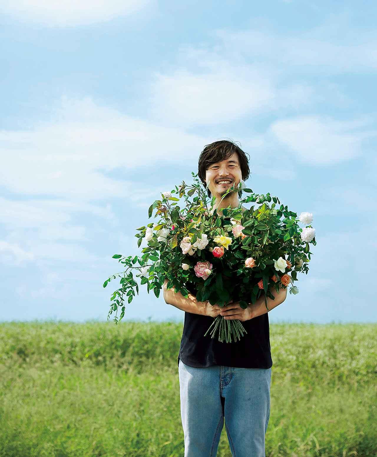 Images : 15番目の画像 - 「Rose Farm KEIJIが 生み出す唯一無二の「和ばら」。 その名前にこめられた想いを紐とく」のアルバム - T JAPAN:The New York Times Style Magazine 公式サイト