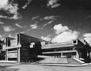 大分県立大分図書館<1966年>