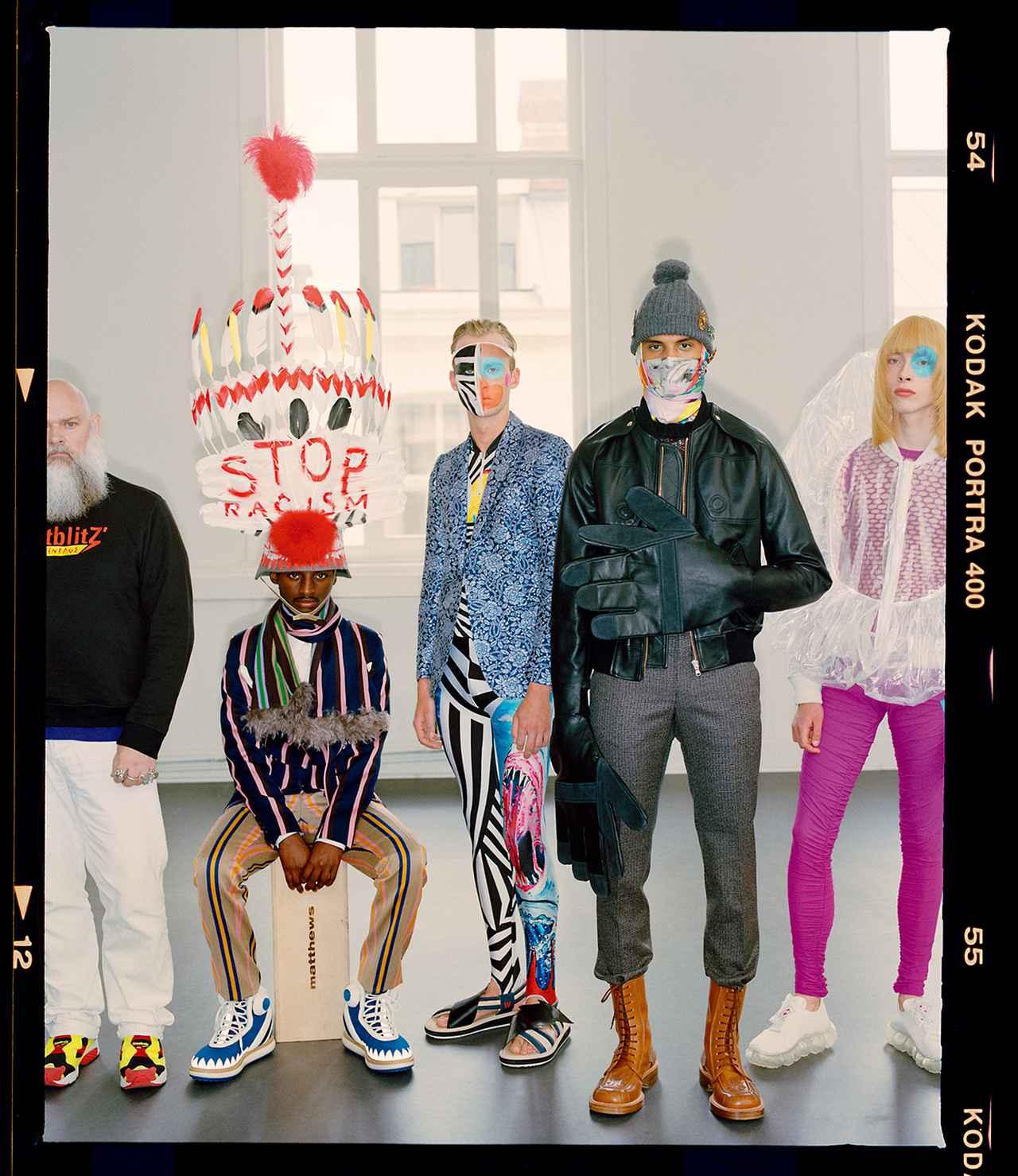 Images : 2番目の画像 - 「モード界最後のパンク ウォルター・ヴァン・ ベイレンドンク」のアルバム - T JAPAN:The New York Times Style Magazine 公式サイト