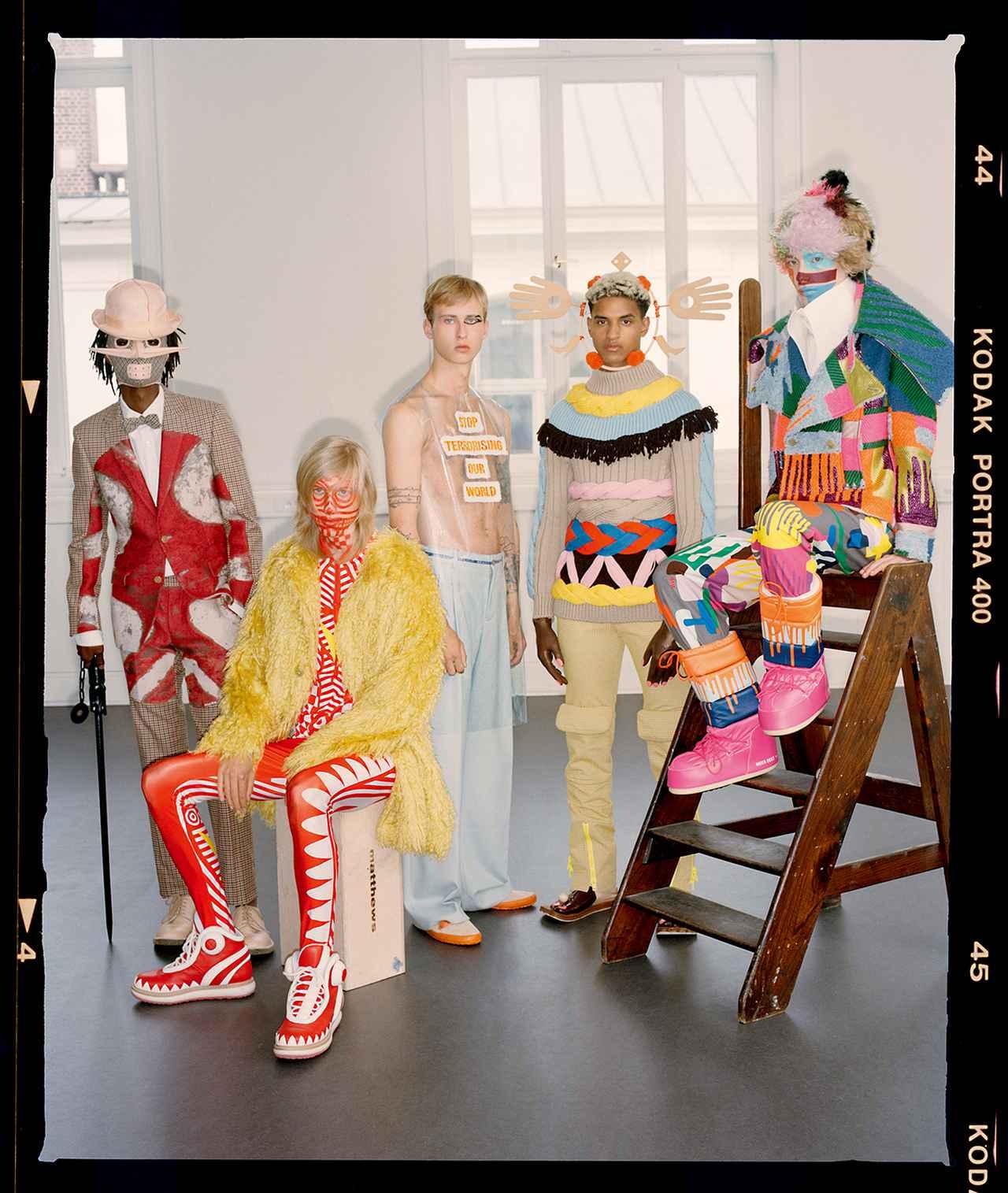 Images : 3番目の画像 - 「モード界最後のパンク ウォルター・ヴァン・ ベイレンドンク」のアルバム - T JAPAN:The New York Times Style Magazine 公式サイト