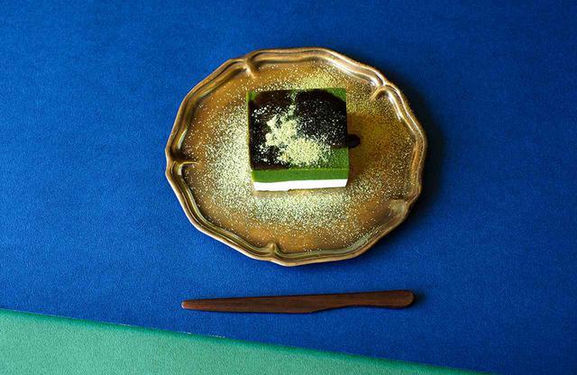 画像: 「常葉 白練(ときば しろねり)」<1箱>¥2,700 くろぎ茶々 TEL.03(6264)5754