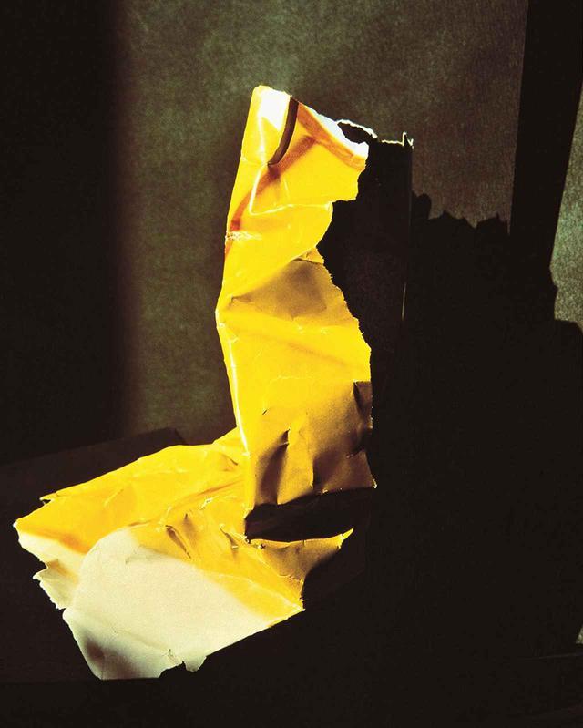 画像: 《What I Am Doing No. 9》 1980年/プリント1986年 銀色素漂白方式印画 大阪中之島美術館蔵