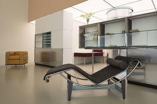 サロン・ドートンヌの「住居設備」の展示の再現