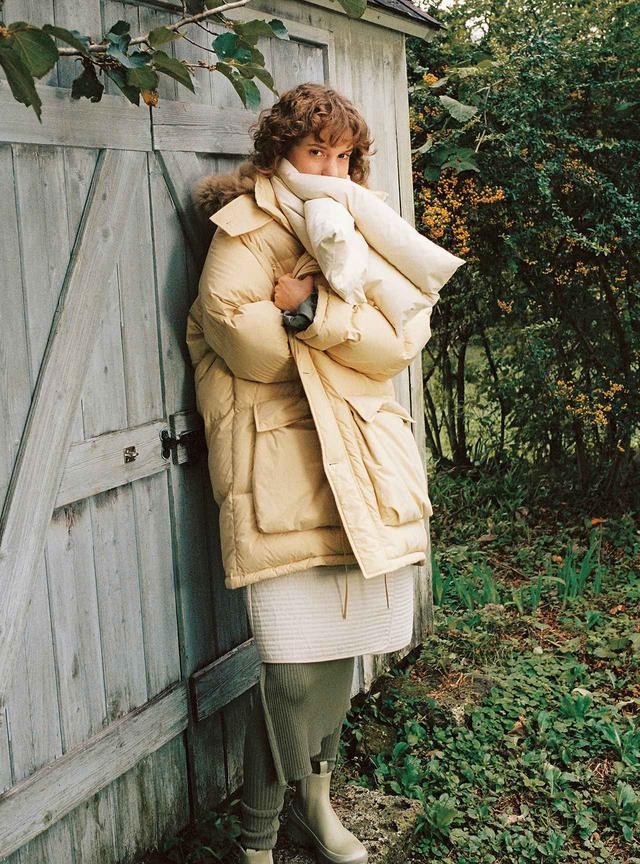 画像6: モコモコ、ふんわり。 包まれたいのは サスティナブルなぬくもり