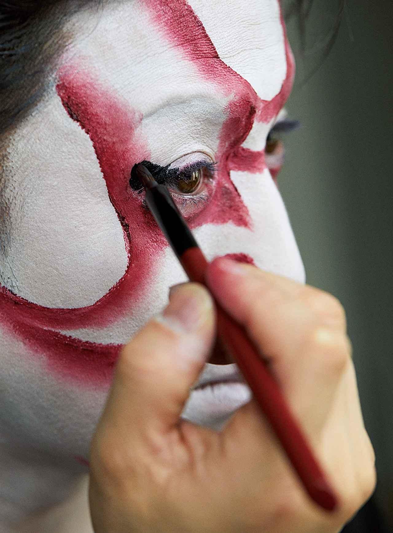 Images : 4番目の画像 - 「松本幸四郎の 歌舞伎メイク進化論」のアルバム - T JAPAN:The New York Times Style Magazine 公式サイト