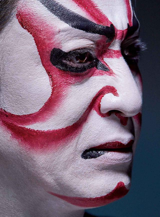 画像1: 松本幸四郎の 歌舞伎メイク進化論