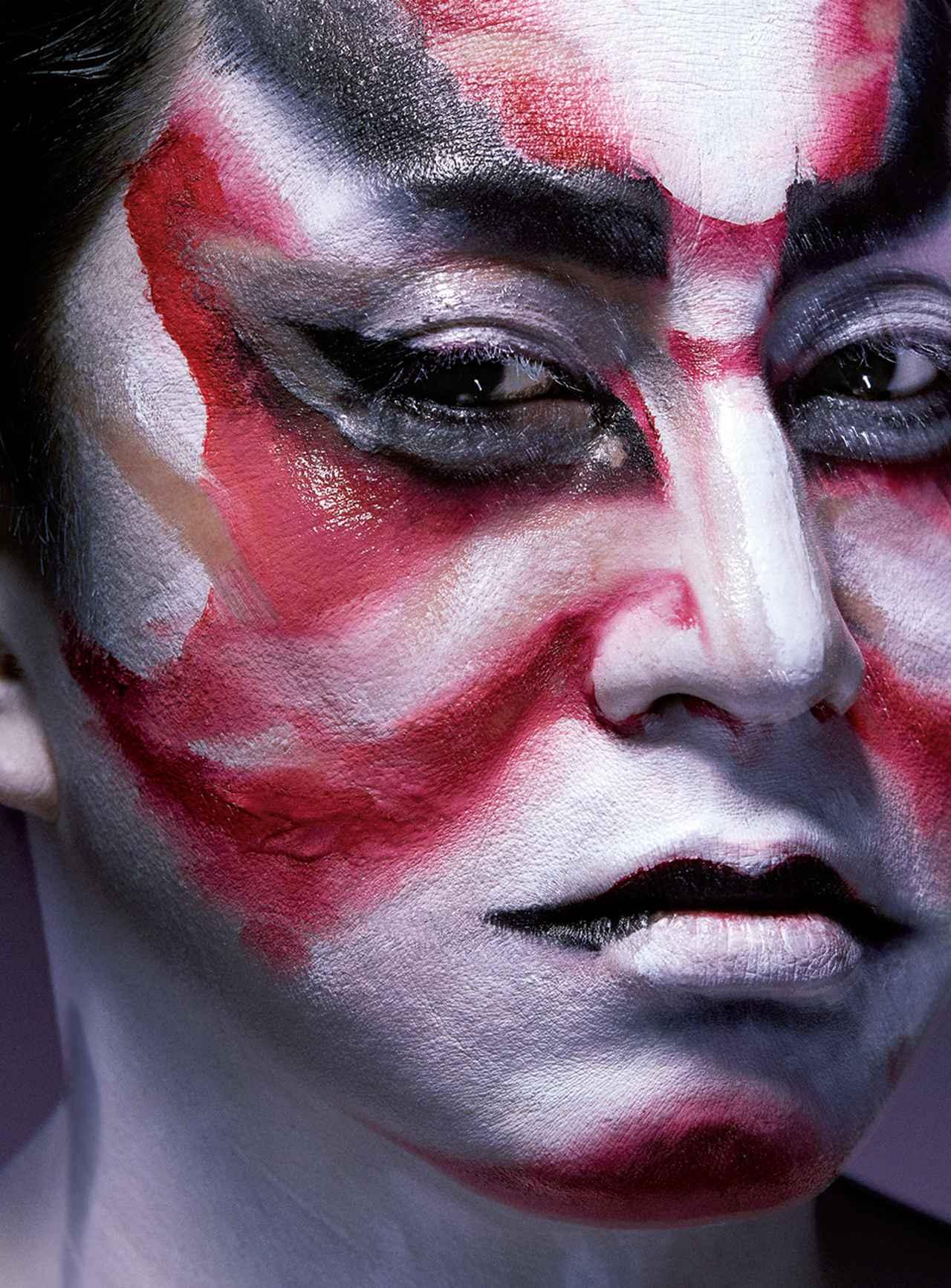 Images : 2番目の画像 - 「松本幸四郎の 歌舞伎メイク進化論」のアルバム - T JAPAN:The New York Times Style Magazine 公式サイト