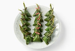 角谷製菓の「笹巻おこわ」