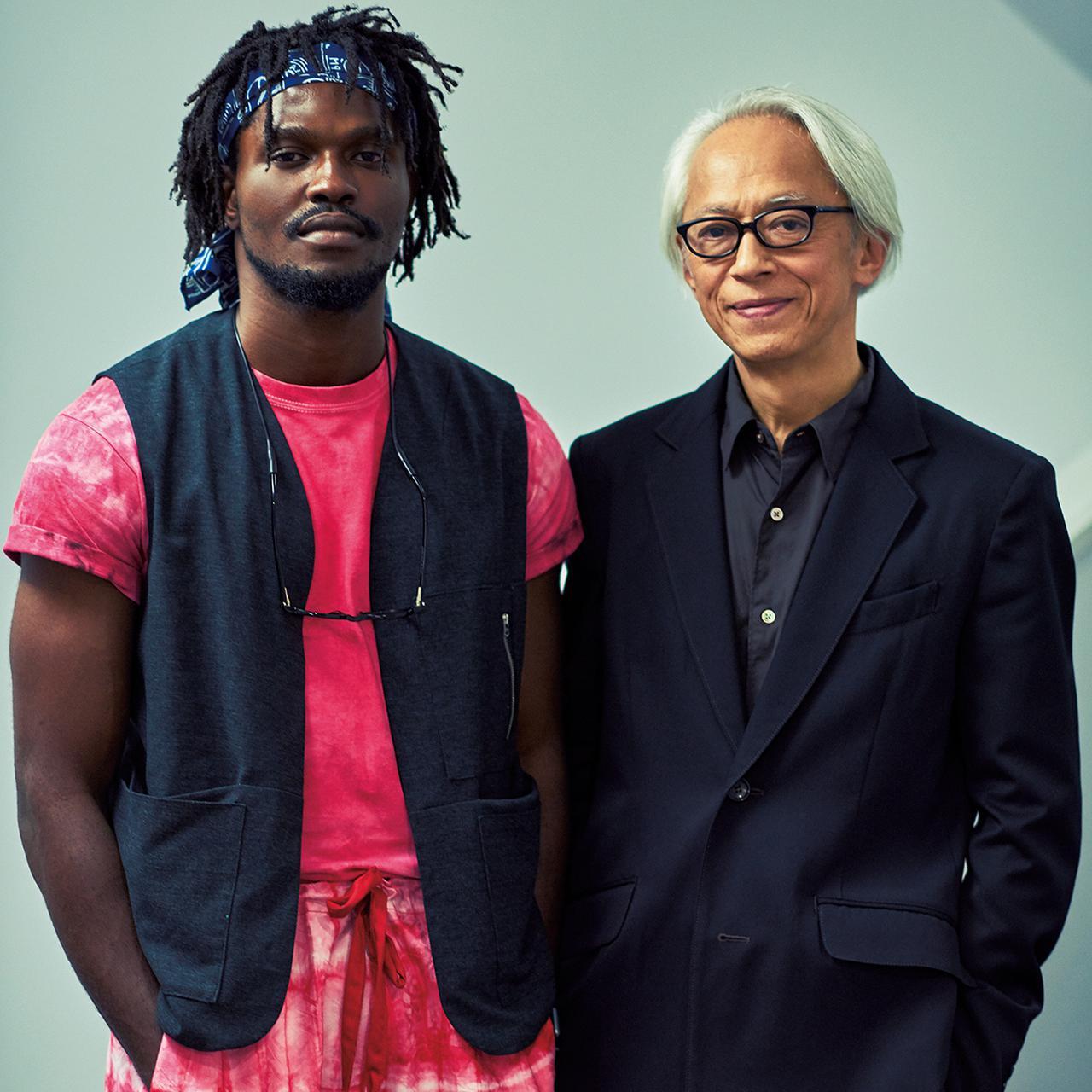 Images : 12番目の画像 - 「栗野宏文が考察する ファッションがアフリカに見る 未来の可能性」のアルバム - T JAPAN:The New York Times Style Magazine 公式サイト