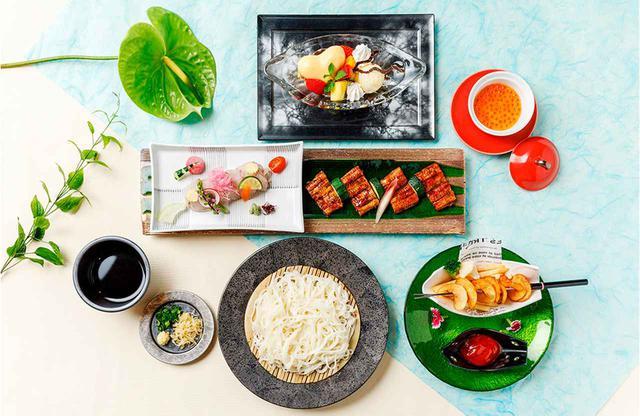 画像: 和食メニュー「プリフィックス会席 樫」¥6,300(税込、サービス料別) すべてのアイテムをひとつずつ選択できるコースランチ PHOTOGRAPHS:COURTESY OF THE PRINCE GALLERY TOKYO KIOICHO