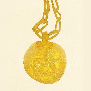 ゴールドの星座のペンダント、ヴァン クリーフ&アーペル、1970年代