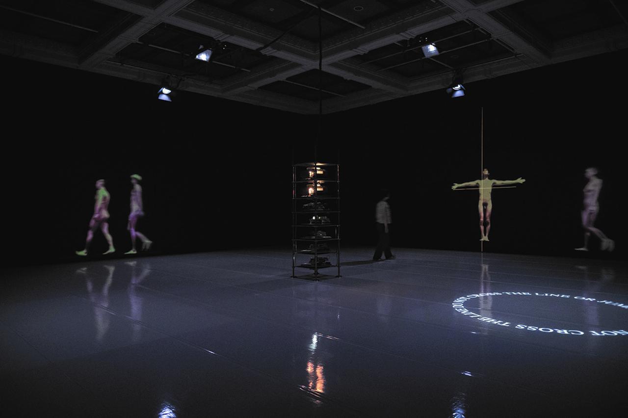 Images : 『ダムタイプ アクション+リフレクション』 東京都現代美術館